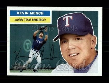 2005 Topps Heritage #39  Kevin Mench