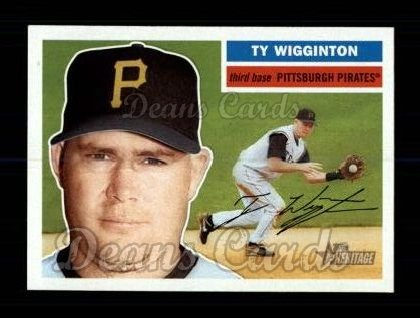 2005 Topps Heritage #427  Ty Wigginton