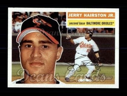 2005 Topps Heritage #461  Jerry Hairston Jr.