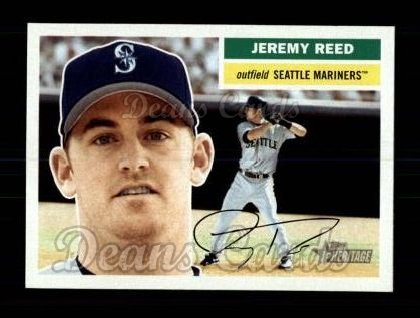 2005 Topps Heritage #73  Jeremy Reed