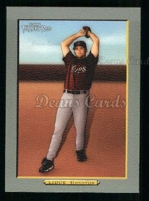 2005 Topps Turkey Red #104  Brad Lidge
