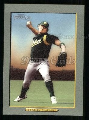 2005 Topps Turkey Red #109  Eric Byrnes