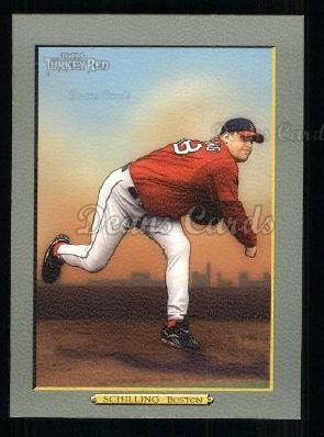 2005 Topps Turkey Red #115  Curt Schilling