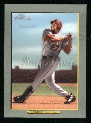2005 Topps Turkey Red #120 Xgl Vladimir Guerrero