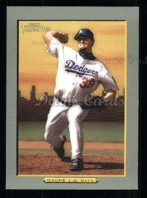 2005 Topps Turkey Red #137  Eric Gagne