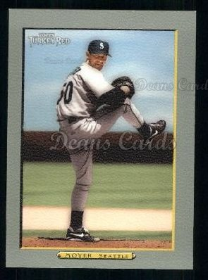2005 Topps Turkey Red #141  Jamie Moyer