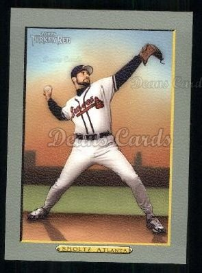 2005 Topps Turkey Red #143  John Smoltz
