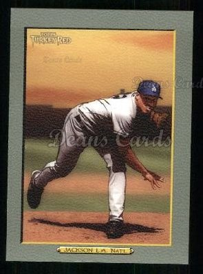 2005 Topps Turkey Red #151  Edwin Jackson