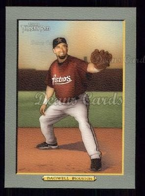2005 Topps Turkey Red #164  Jeff Bagwell