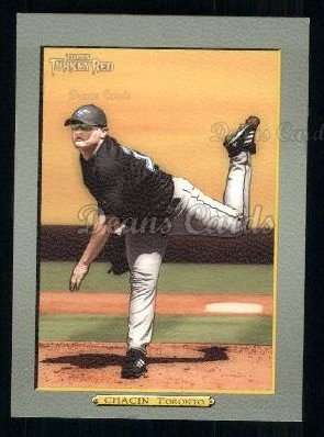 2005 Topps Turkey Red #181  Gustavo Chacin