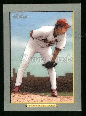 2005 Topps Turkey Red #189  Matt Morris