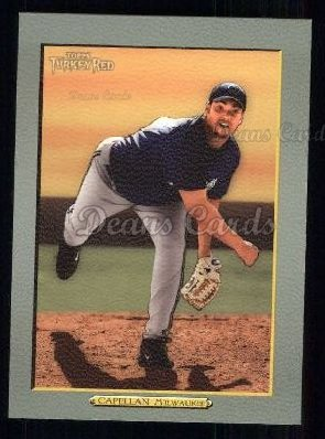 2005 Topps Turkey Red #193  Jose Capellan