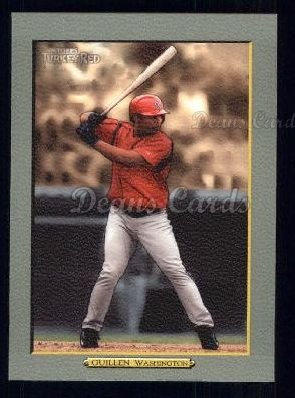 2005 Topps Turkey Red #203  Jose Guillen