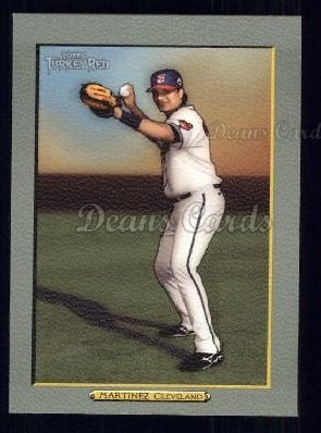 2005 Topps Turkey Red #204  Victor Martinez