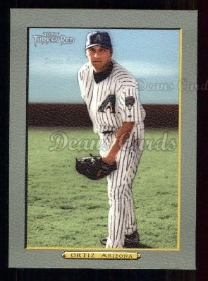 2005 Topps Turkey Red #21  Russ Ortiz