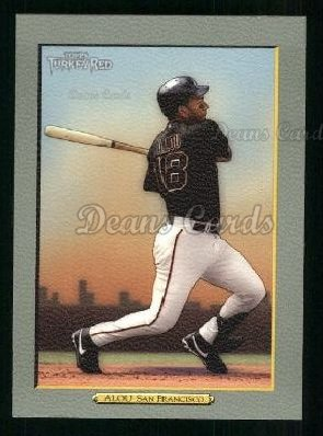 2005 Topps Turkey Red #212  Moises Alou