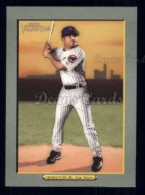 2005 Topps Turkey Red #218  Jerry Hairston Jr.