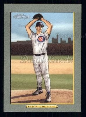 2005 Topps Turkey Red #225 YEL Mark Prior