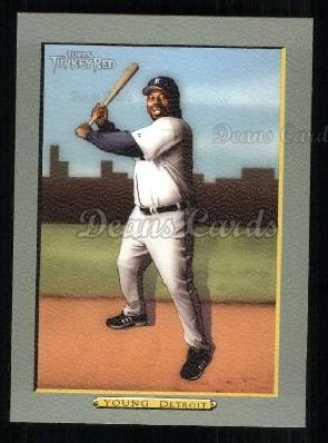 2005 Topps Turkey Red #229  Dmitri Young