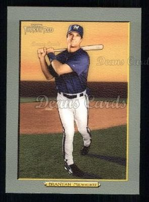 2005 Topps Turkey Red #250  Russell Branyan