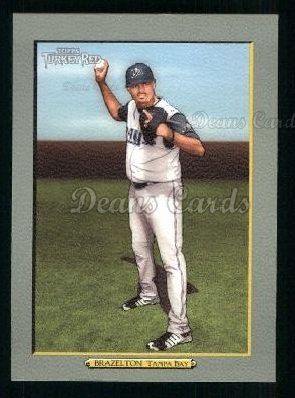 2005 Topps Turkey Red #257  Dewon Brazelton