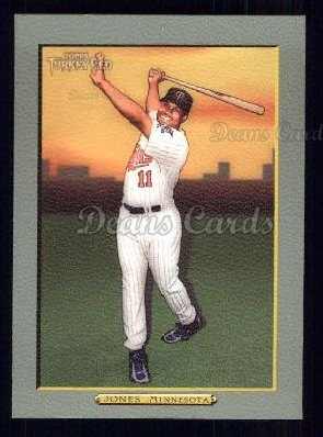 2005 Topps Turkey Red #259  Jacque Jones