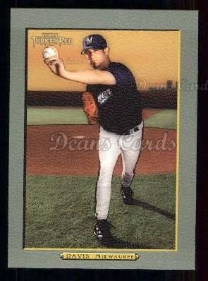 2005 Topps Turkey Red #26  Doug Davis