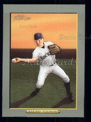 2005 Topps Turkey Red #261  Clint Barmes