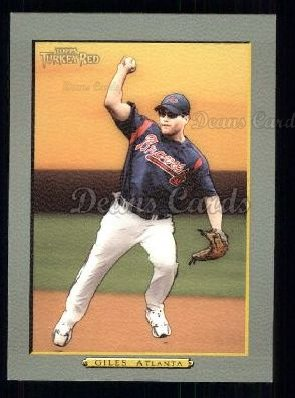 2005 Topps Turkey Red #263  Marcus Giles