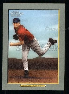 2005 Topps Turkey Red #280  Glen Perkins