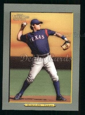 2005 Topps Turkey Red #285  Ian Kinsler?