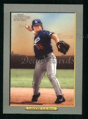 2005 Topps Turkey Red #290  Andy LaRoche