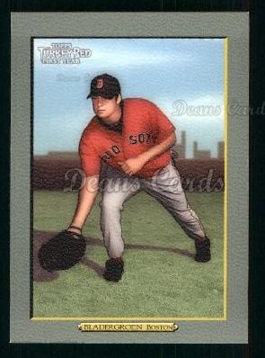 2005 Topps Turkey Red #292  Ian Bladergroen