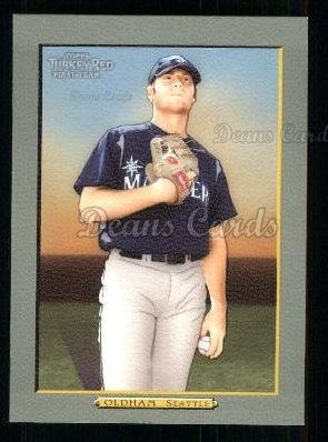2005 Topps Turkey Red #300  Thomas Oldham