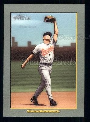 2005 Topps Turkey Red #305  Cal Ripken
