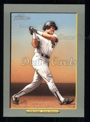 2005 Topps Turkey Red #310  Tony Gwynn