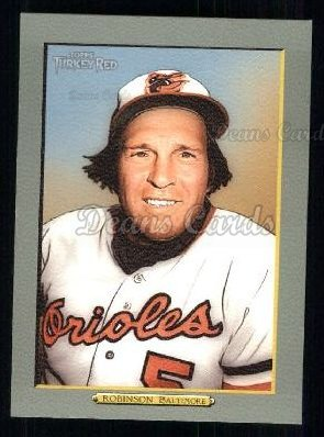 2005 Topps Turkey Red #314  Brooks Robinson