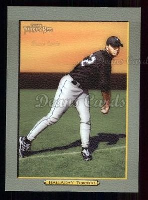 2005 Topps Turkey Red #32  Roy Halladay
