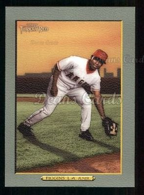 2005 Topps Turkey Red #36  Chone Figgins