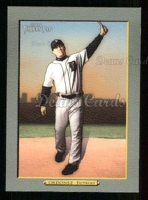 2005 Topps Turkey Red #60  Magglio Ordonez