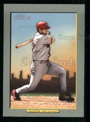 2005 Topps Turkey Red #84  Sean Burroughs