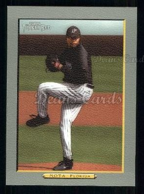 2005 Topps Turkey Red #92  Guillermo Mota