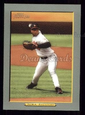 2005 Topps Turkey Red #96  Melvin Mora