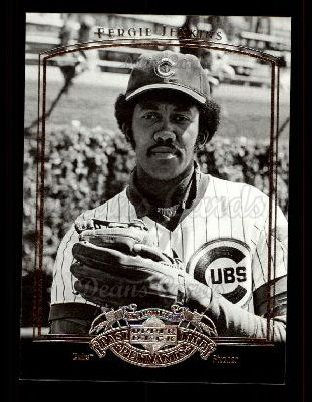 2005 Upper Deck Past Time Pennants #28  Fergie Jenkins