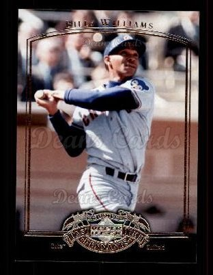 2005 Upper Deck Past Time Pennants #5  Billy Williams