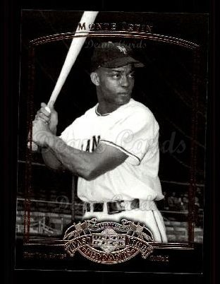 2005 Upper Deck Past Time Pennants #58  Monte Irvin