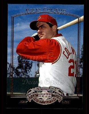 2005 Upper Deck Past Time Pennants #71  Rocky Colavito