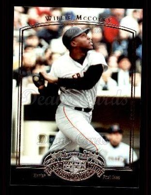 2005 Upper Deck Past Time Pennants #88  Willie McCovey