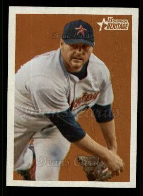 2006 Bowman Heritage #155  Roger Clemens