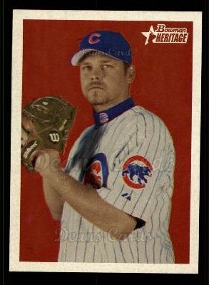 2006 Bowman Heritage #156  Kerry Wood